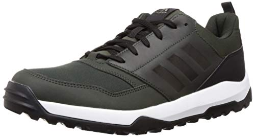 Adidas Men's Black Trekking Shoes-8 UK (42 EU) (CM0008)