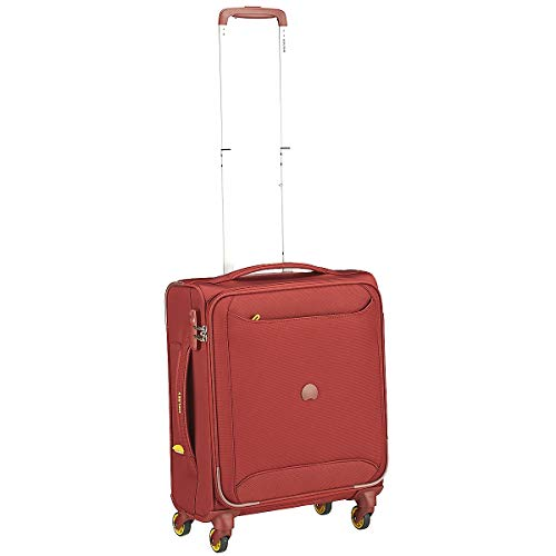 Delsey Paris CHATREUSE Bagaglio a mano, 55 cm, 44 liters, Rosso (Rot)