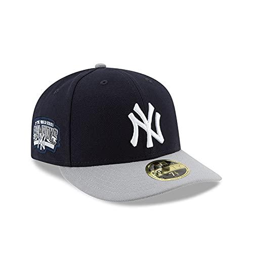 New Era Gorra New York Yankees Victory Side MLB 59Fifty Low Profile Visera Plana