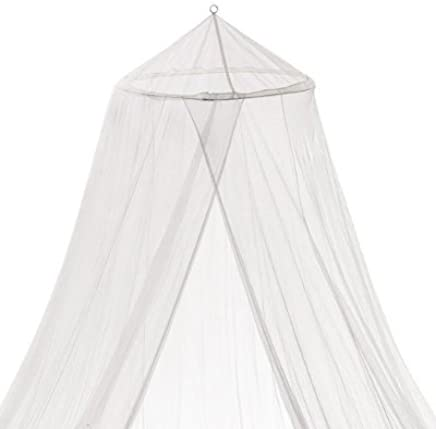 featured product Bacati - Netting Canopy -White