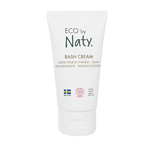 Eco by Naty, Baby Wundsalbe, Ökologische pflanzliche Inhaltsstoffe mit 0% Parfüm, Hypoallergen und dermatologisch getestet, 50 ml Tube