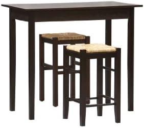 Linon 3-Piece Casual Dining Tavern Set