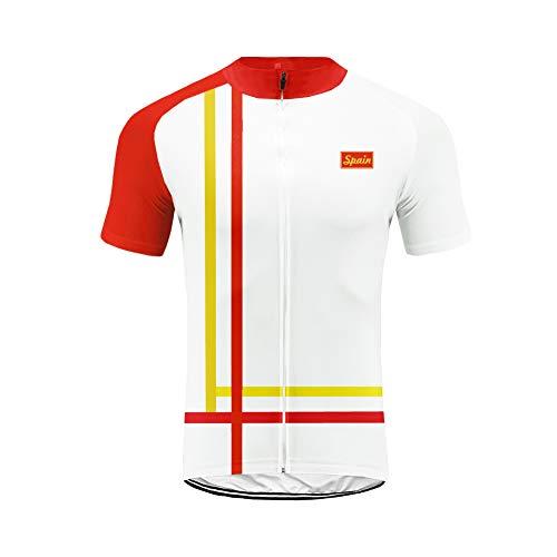 Uglyfrog Verano Hombre Cycling Jersey Maillot Ciclismo Mangas Cortas Camiseta de Ciclistas...