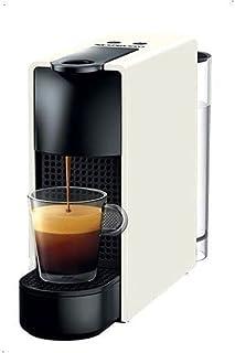 Nespresso Essenza Mini Coffee Machine White, C30-EU2-WH-NE1 Without Sleeves