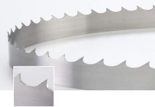 3 x SBM Holzsägeband für mobile Sägewerke 3680 x 35 x 1,1 mm mit 22 mm Zahnabstand