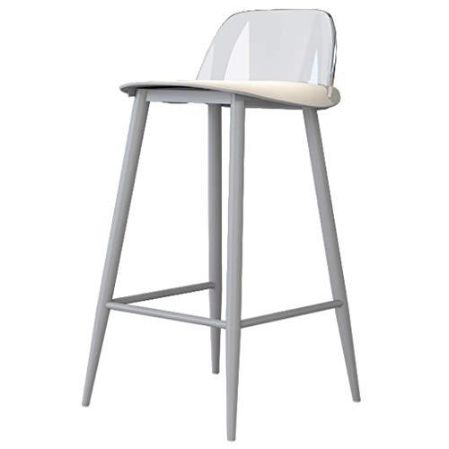 CMX-Barhocker Pub Bistro Küche Dining Side Chair Moderne Küche Dining Bar Stühle Home Office Möbel Rückenlehne & Fußstütze Make-up