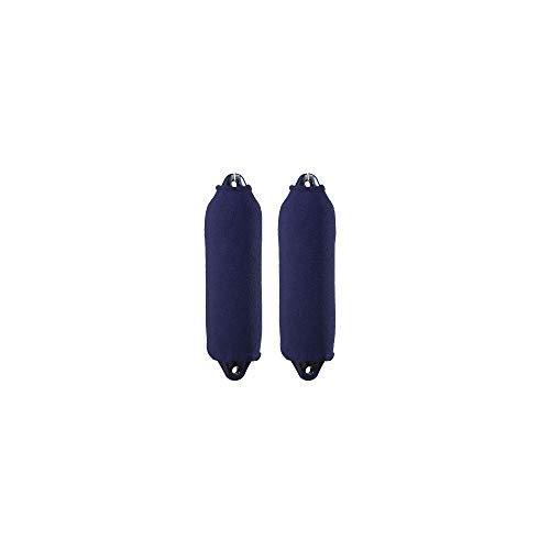 IXEL MARINE , Anker Fenderüberzug flauschig Blau für Fender F-2, 55083