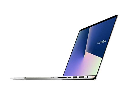 "ASUS ZenBook 15 UX533FD Ultra Slim Laptop 15.6"" FHD 4-Way NanoEdge, Intel Core i7-8565U NVIDA GeForce GTX 1050 Max Q Design Best Notebook Pen Light Windows Hello Silver (1TB SSD