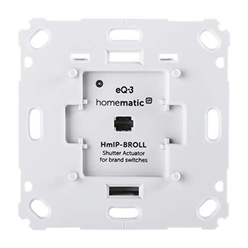 ELV Homematic IP ARR-Bausatz Rollladenaktor für Markenschalter HmIP-BROLL
