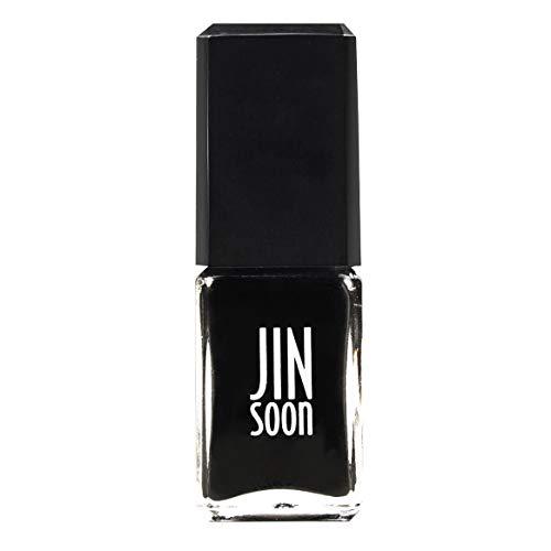 JINsoon Nail Polish, Absolute Black