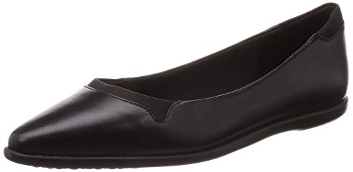 Cole Haan Grand Ambition Skimmer Black Leather 9.5 B (M)