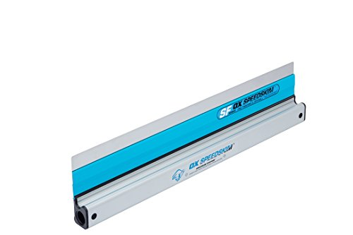 OX Speedskim Stainless Flex Finishing Rule - SF 600mm