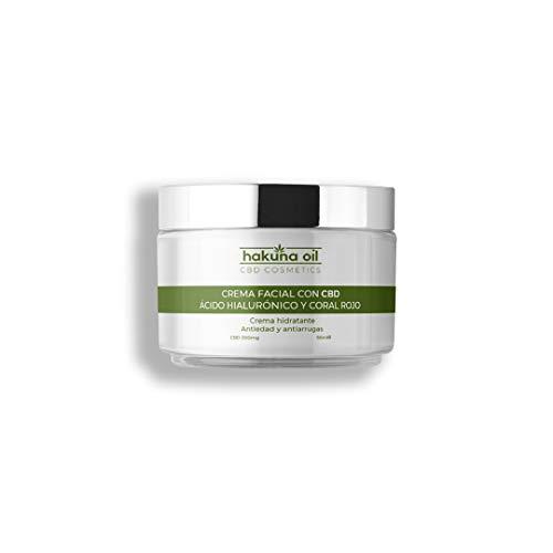 Hakuna Oil Cosmetics: Crema facial con aceite