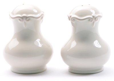 Gail Pittman French Cream Salt and Pepper Shakers -  Gail Pittman Designs, 8541946002