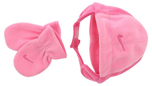 Nike Baby Mädchen Schlafanzug Strampler Rosa Pink