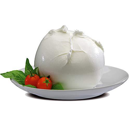 Mozzarella di Bufala Campana Dop|Paestum Piana del Sele|Latte di Bufala Alta Digeribilità|Ordine Minimo 1Kg|Pezzatura da 250g o 500g|Consegna in 24/36 Ore Lunedi Martedi Mercoledi