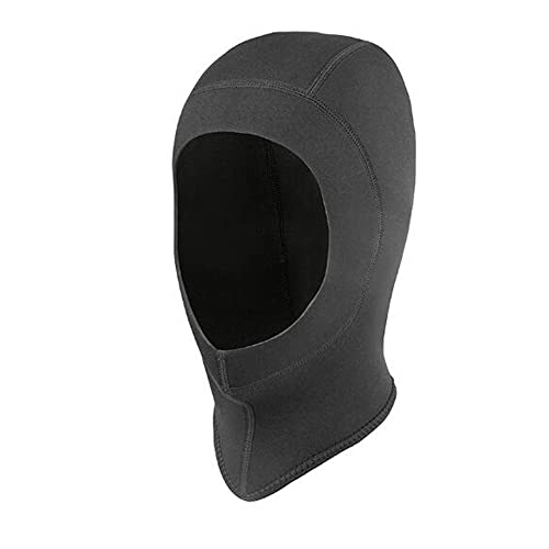 XIAOHUA-UK Capucha De Buceo 2mm Neopreno Surf Hood Sombrero Hat Sombrero Calor, Protector Solar, Protección UV, Protección De Rasguños, Protección De La Cabeza para Bucear Kayaking (Size : C)