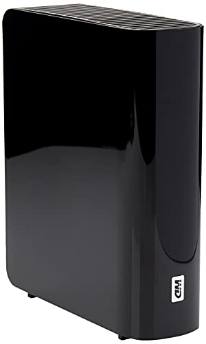 Western Digital WDBGLG0020HBK-EESN - Disco Duro Externo 3.5' de 2 TB, USB 3.0, Color Negro