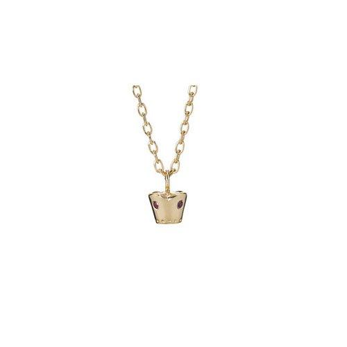 Pandora collana da donna 14carati (585) oro giallo KASI 35122psa50