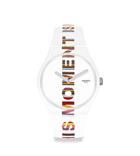 Armbanduhr Swatch New Gent SUOZ330 Time 's Magic