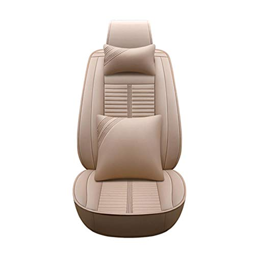 Funda Asiento Coche Universales para Mercedes Benz W205 W124 W245 A160 180 B200 C200 C300 Clase E Gl