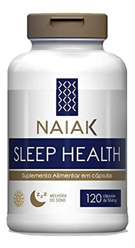 Sleep Health 120 Cápsulas Naiak
