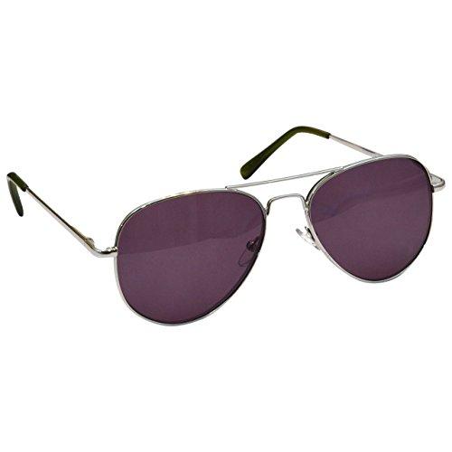 The Reading Glasses Company Gafas De Lectura Talla Pequeña Plata Lectores De Sol Marco Metálico Uv400 Hombres Mujeres S9-8 +2,50 50 g