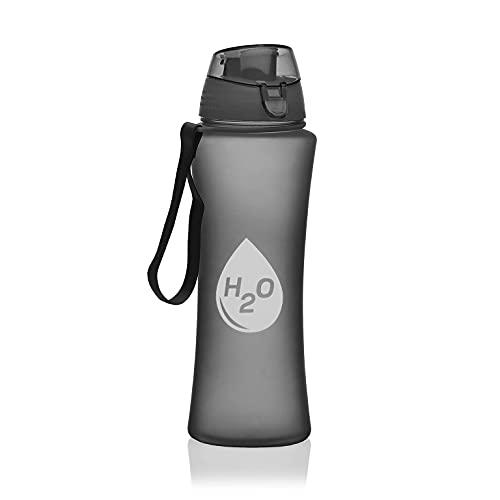 Versa, botella sport 600ml gris, linea cocina, accesorios