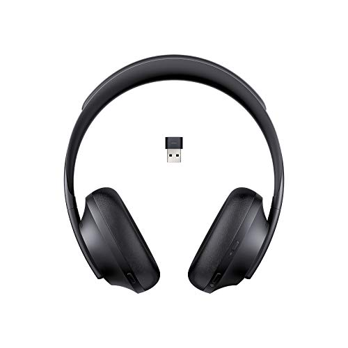 Bose Noise Cancelling Headphones 700 UC, with Alexa Voice Control, Black