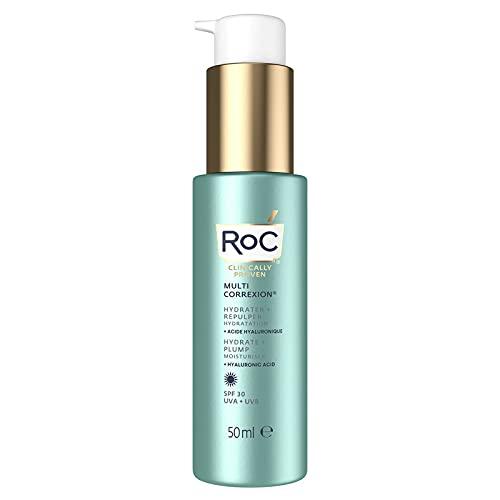 ROC - Multi Correxion Hydrate + Plump Moisturizer SPF 30 - Anti-wrinkle Treatment - UVA/B protection - 50ML
