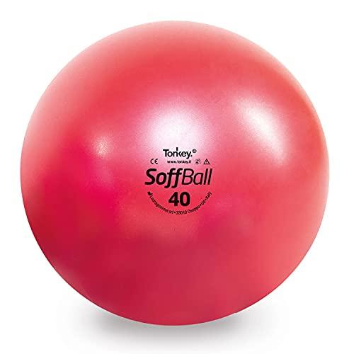 Original Pezzi Soffball MAXAFE 40 cm rot Gymnastik Fitness Training Therapie