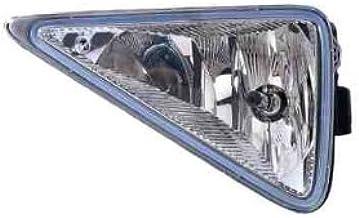 FARO ANTINIEBLA Izquierdo H. CIVIC Hatchback 5P (06->09)/3P (07->) antiniebla Transparente H11