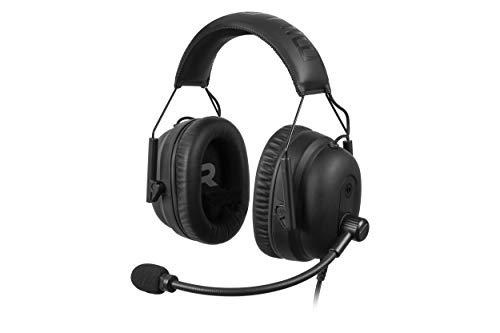 Millenium MH3 Gaming Headset für PS4 / PS5 / Xbox one/PC/Switch, 3.5mm + USB, 7.1 Surround Sound, Remote Controller, Geräuschunterdrückung, extra langes geflochtenes Kabel
