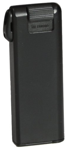 IM Corona Pipemaster Pfeifen Feuerzeug Piezo Klassiker schwarz matt Edelstahl Made in Japan Pfeife