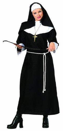 Women's Complete Nun Costume