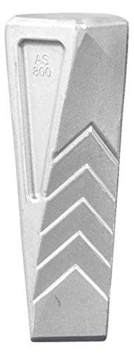 Ironside 100702 Spaltkeil, Weiß, 20,5x6x5 cm