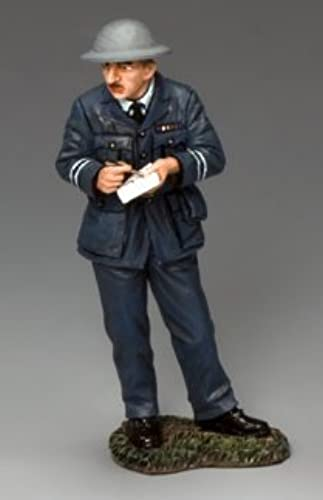 Intelligence Officer - Battle of Britain - Royal Air Force - King & Country RAF059 by King & Country