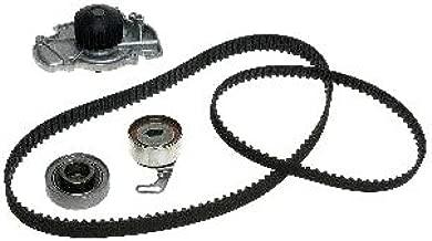 Gates TCKWP186 Engine Timing Belt Kit with Water Pump
