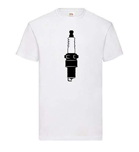 Bougie mannen T-shirt - shirt84.de
