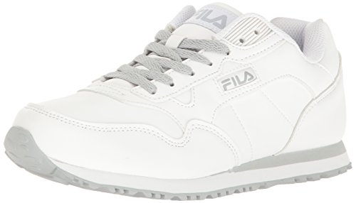 Fila Womens Cress Fitness Workout Athletic Shoes White 9 Medium (B,M)
