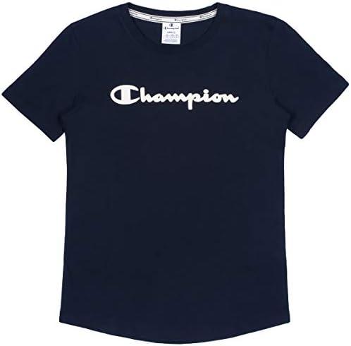 Champion Women T-Shirt Crewneck 112019
