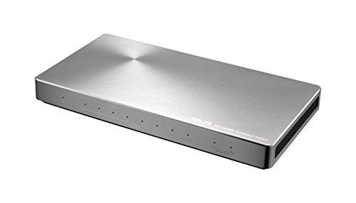 ASUS XG-U2008 - Switch 10G no gestionable (Dos Puertos 10 Gigabit +...
