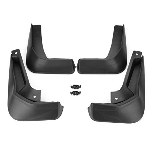 WEISHAN Guardabarros del Coche for Ford Focus Hatchback 3 MK