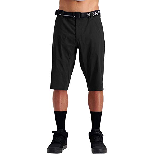 Mons Royale Virage Bike Short - Men's Black, XL