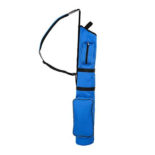 Orlimar Golf Sunday Bag - Blue