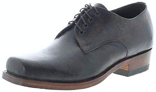 Sendra Boots Unisex Schuhe 530 Quercia Lederschuhe Braun 43 EU