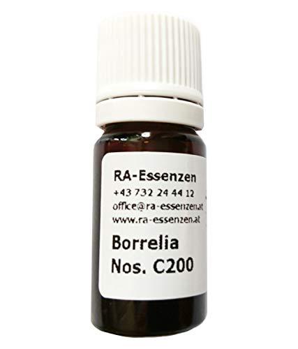 Borrelia Nos. C200, 5g Bio-Globuli, radionisch informiert - in Apothekenqualität