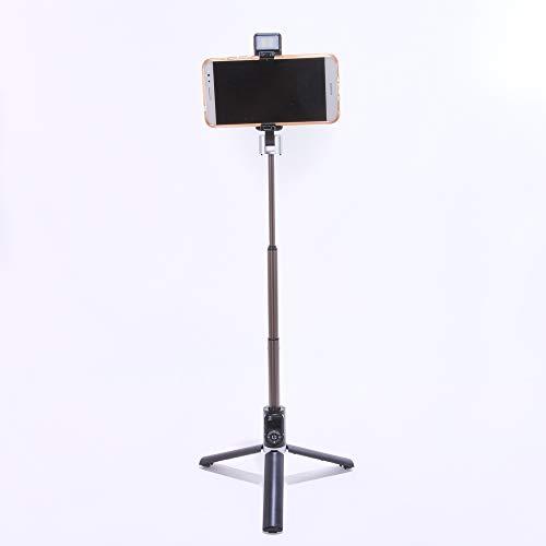 Palo de Selfie Bluetooth con Tripode P70D 3 en 1 · Soporte Universal con Dirección Ajustable, Rotación 360º y Control Remoto · Válido para Todos los Smartphone