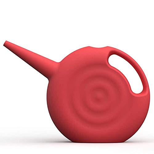 Blowmold.Design Gießkanne No.1, rot, Kunststoff, 2 Liter