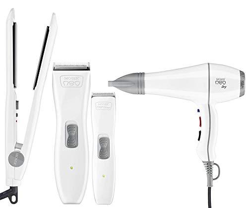 Moser Neo Kit Hochwertiges Haarstyling Set für professionelles Arbeiten